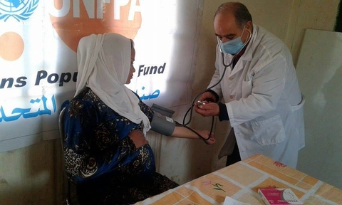 With our partners, we are scaling up efforts to improve the lives of women in AL Hassake & Al Qamishly Camps
