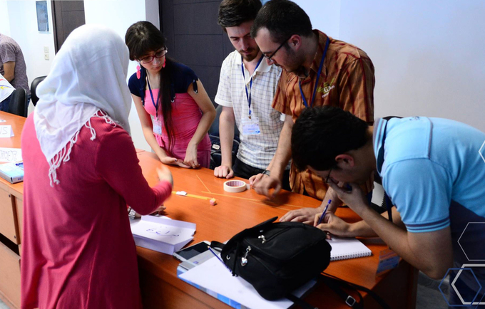 UNFPA Syria | 3 Entrepreneurship Boot Camps for Young